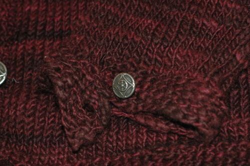unbuttoned cuff