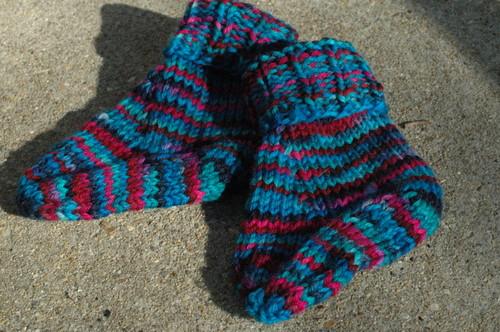flat socks