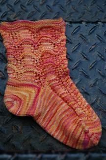 Uli's Summertime Socks
