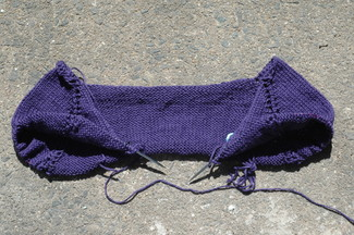 something... purple