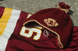 redskins hat