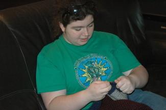 mad knitting