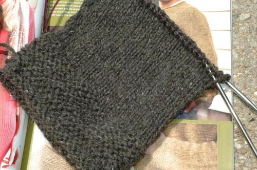 wooly sleeve