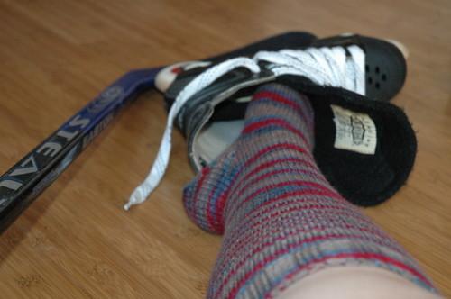 knee sock