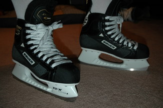 yes, these are my hockey skates